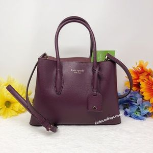 NWT Kate Spade Eva Small Satchel Crossbody Bag